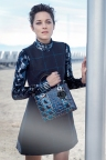 Marion Cotillard in the latest Lady Dior campaign, shot by Peter