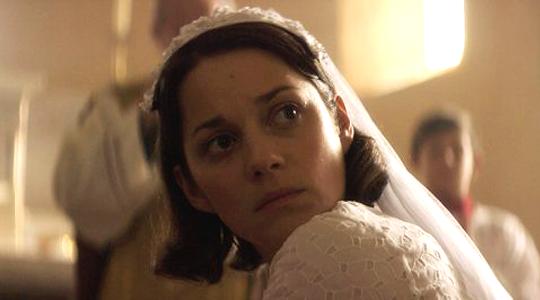 Marion Cotillard en ''Mal de pierres'' de Nicole García.